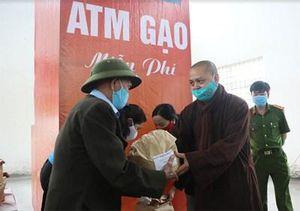 'ATM gạo' giúp đỡ hộ nghèo ở huyện Tam Đảo, Vĩnh Phúc