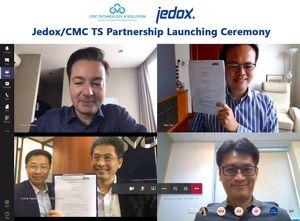 CMC TS bắt tay đối tác Jedox của Đức để cung cấp các giải pháp về quản trị hiệu suất doanh nghiệp tại Việt Nam