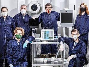 NASA phát triển máy thở trong vòng 37 ngày