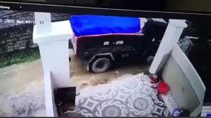 Khởi tố tài xế lùi xe cán chết bé trai rồi xóa dấu vết