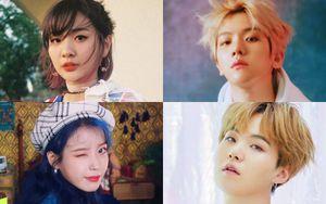 Quái vật nhạc số BOL4 kết hợp cùng Baekhyun (EXO), chiến trực diện với IU và Suga (BTS): Kpop đầu tháng 5 'căng đét khét lẹt'!
