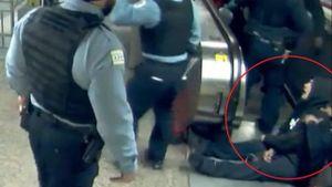 Cảnh sát Mỹ nổ súng bắn người đàn ông ở ga tàu điện ngầm