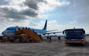 Sân bay Vân Đồn đón hai chuyến bay chở 340 chuyên gia Hàn Quốc