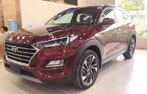 Hyundai Tucson 2020 bản tiêu chuẩn: Mẫu SUV lý tưởng cho gia đình, giá rẻ hơn sedan hạng C