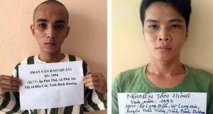 Bắt nhóm con nghiện gây ra 19 vụ trộm