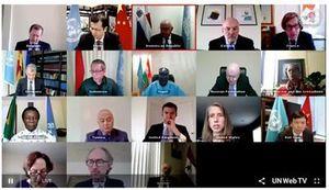 Hội đồng Bảo an Liên hợp quốc họp trực tuyến về tình hình Syria
