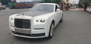 Cận cảnh 'hàng hiếm' Rolls-Royce Phantom Tranquillity cập bến Việt Nam