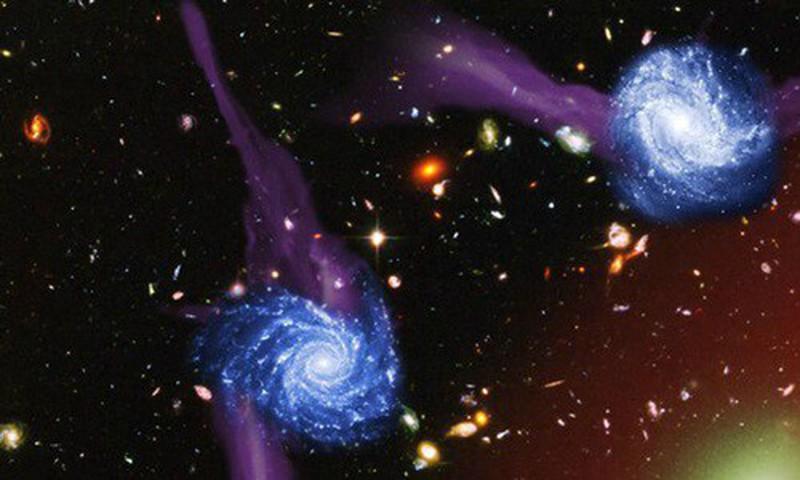 Lý do các thiên hà bij 'chết' trong quá khứ
