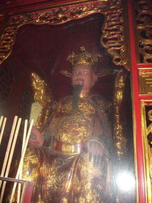Thái Bình: Đình lang Chi Cấp xưa (nay là thôn Khuốc) và làng Phù Ngự xưa (nay là thông Ngừ) thờ Đức Thái sư Trần Thủ Độ