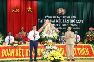 Đại hội đại biểu Đảng bộ xã Thượng Kiệm lần thứ XXVI, nhiệm kỳ 2020-2025