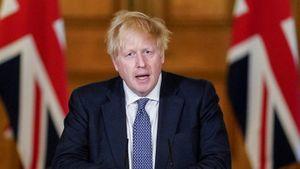 Thủ tướng Johnson tuyên bố Anh vượt qua đỉnh dịch COVID-19