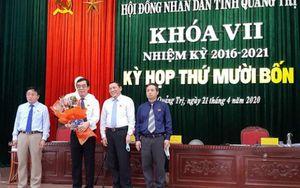 Quảng Trị: Khuyết chủ tịch, chưa thể bầu phó chủ tịch