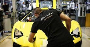 Lamborghini 'úp mở' về siêu xe mới ra mắt vào tuần sau
