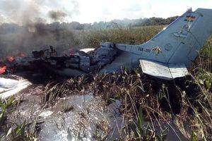 Rơi máy bay ở Bolivia, không ai sống sót
