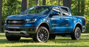 Khám phá chiếc 'Ford Ranger' phiên bản bán tải sắp ra mắt thị trường