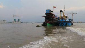 Những tuyến sông nào hạn chế tàu thuyền lưu thông sau dịp nghỉ lễ 30/4?