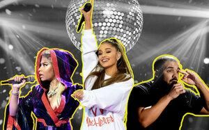 'Bật đèn xanh' đón chào tháng 5 cùng 'cơn mưa bản hit' đến từ Drake, Ariana Grande, Nicki Minaj,… và nhiều hơn nữa