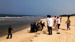 Vụ du khách mất tích khi tắm biển ở Quảng Bình: Tìm thấy thi thể cách hiện trường 100m