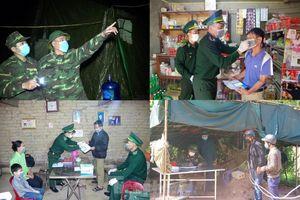 Biên phòng xứ Lạng bám trụ trên biên giới