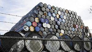 Kho dự trữ của Mỹ có thể đủ chỗ cho vài trăm triệu thùng dầu