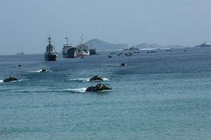 Hải quân nhân dân Việt Nam - 65 năm làm nòng cốt bảo vệ chủ quyền biển, đảo