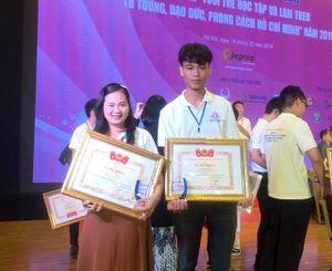 Lê Hoàng Nam - cậu học trò 2 lần đạt giải thưởng cấp Quốc gia