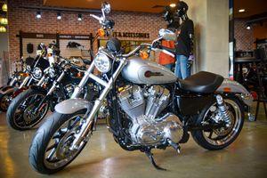 Cận cảnh SuperLow 2020, xe Harley-Davidson giá rẻ nhất VN