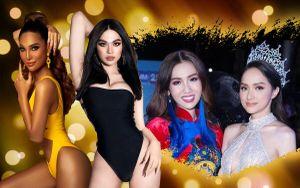 Miss International Queen Vietnam 2020: Top 12 Kaycee Chung 'comeback' đối đầu Vicky Trần?