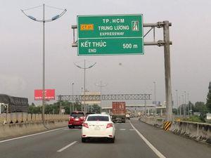 Cao tốc TP.HCM - Trung Lương sắp có diện mạo mới