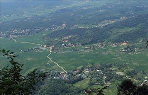 Vùng căn cứ địa cách mạng Mường Phăng - Điện Biên hôm nay