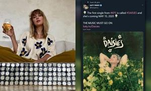 Bất ngờ chưa, Katy Perry hợp tác với Taylor Swift 'rắc thính' cho màn comeback mới?