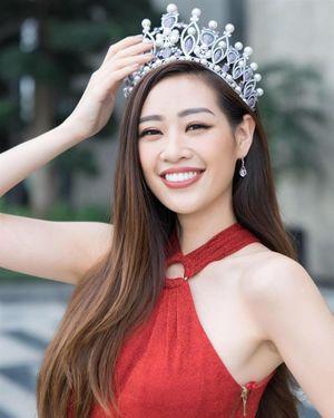 Mẫu thiết kế quốc phục cho Khánh Vân thi 'Hoa hậu Hoàn vũ 2020' gây tranh cãi