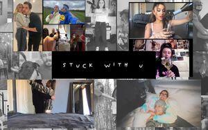 Stuck With U lên sóng: Ariana Grande bất ngờ công khai bạn trai, Justin Bieber chia sẻ góc nhìn về cuộc sống hôn nhân