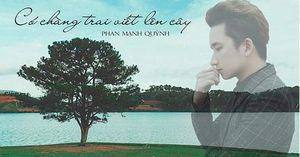 Lời bài hát 'Có chàng trai viết lên cây' (Lyrics) - Phan Mạnh Quỳnh