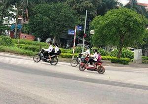 Quyết liệt ngăn chặn nguy cơ tai nạn giao thông với học sinh