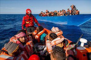 LHQ đặc biệt quan ngại về số phận người di cư qua Địa Trung Hải