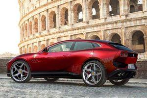 Giá bán 5,5 tỷ đồng, siêu xe gầm cao của Ferrari có trang bị gì?