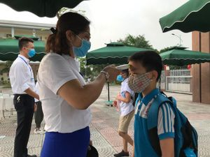 Chú trọng phòng, chống dịch Covid-19 trong ngày đầu trẻ mầm non, tiểu học trở lại trường