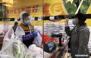 Đại dịch Covid-19 khiến thương mại quốc tế của Mỹ giảm trong tháng 3