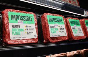 Thịt lợn làm từ đậu nành, vào nhà hàng coi chừng dính 'cú lừa'