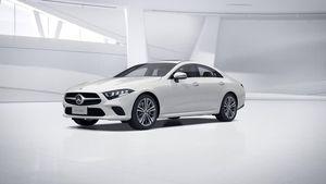 Mercedes-Benz CLS 260 2020 ra mắt phiên bản giá rẻ