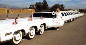 Limousine độc nhất vô nhị sắp được phục chế: Dài hơn 30 mét, có tới 26 bánh xe