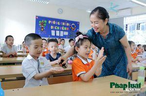 Hà Nội: Chú trọng công tác phòng dịch tại các nhà trường khi học sinh đi học trở lại