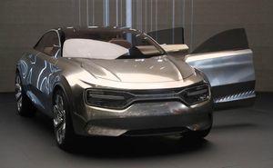 Siêu xe điện Kia Imagine, sạc 20 phút, tăng tốc nhanh hơn siêu xe