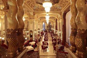 10 quán cà phê xa hoa lộng lẫy nhất hành tinh