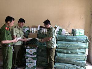 Sau giãn cách, Lào Cai liên tiếp bắt giữ nhiều hàng hóa vi phạm