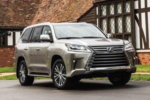 Lexus Việt Nam triệu hồi gần 750 xe để kiểm tra và thay thế bơm nhiên liệu
