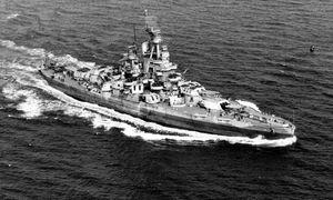 Tìm thấy xác tàu chiến Mỹ từ Thế chiến II