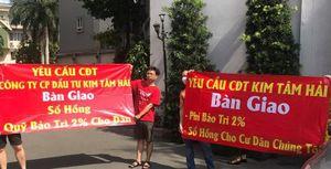 Chủ dự án chung cư Kim Tâm Hải bị phạt 45 triệu vì xây dựng trái phép