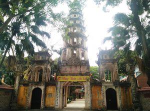 Thăm chùa Ngọc Hồi